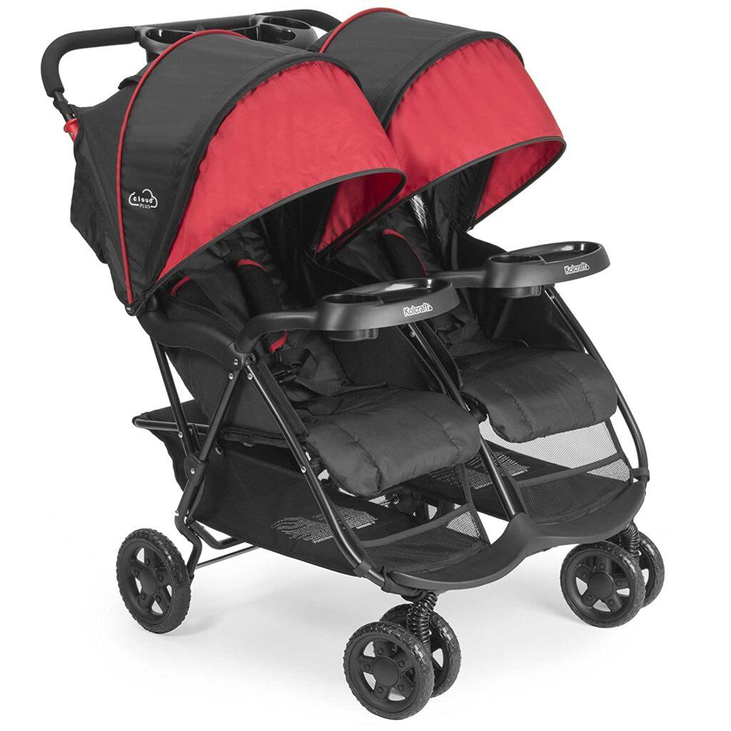 Kolcraft-double-stroller