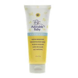Adorable-Baby-sunscreen