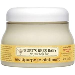 burt's bees baby lotion