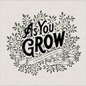 As-you-grow-A-Modern-Memory-Book