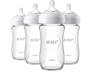 Philips-avent-natural-baby-glass-bottle