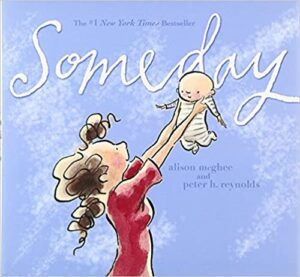 Someday-baby-book