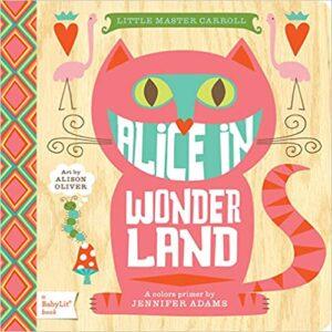 alice-in-wonderland-baby-book