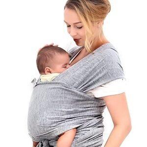Innoo Tech Natural Cotton Nursing Baby Wrap