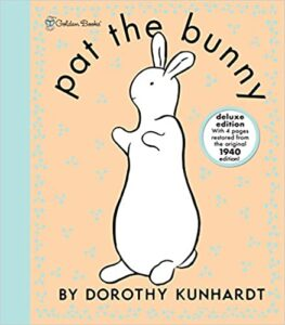 pat-the-bunny-baby-book