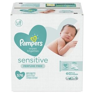 Sensitive-wipes