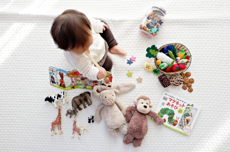 Read more about the article Boost Baby's Development With Age-Appropriate Best Baby Toys