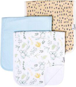 Aussie-baby-burp-cloths
