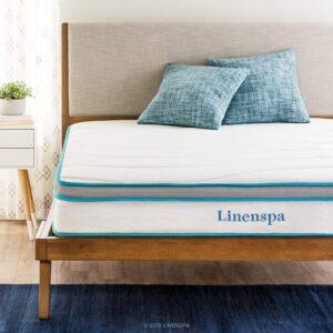 Linenspa-twin-foam-mattress