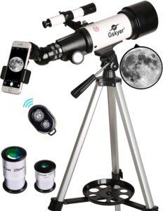 Gskyer Astronomical Refracting Telescope for Kids