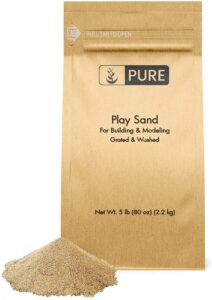 Pure Organic Ingredients Play Sand