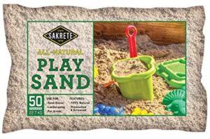 SAKRETE Play Sand