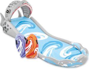 Intex Surf 'N Slide Inflatable Play Center