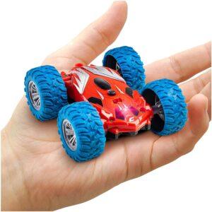 Power Your Fun Cyclone Mini RC Car for Kids