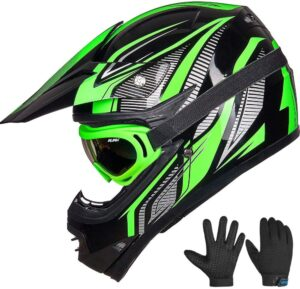 ILM Youth Kids ATV Motocross Dirt Bike Motorcycle BMX