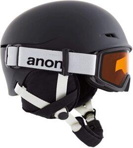 Anon Kids' Define Ski/Snowboard Helmet/Goggle Combo