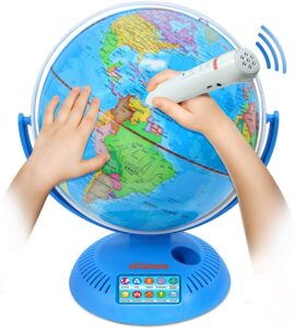 Little Experimenter Talking Globe