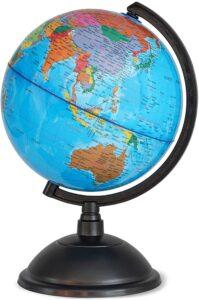 Juvale Spinning Globe