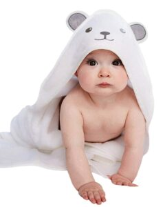 baby items that start with h: Hooded Baby Towel