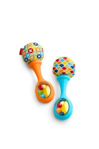 baby items that start with r: Fisher-Price Rattle