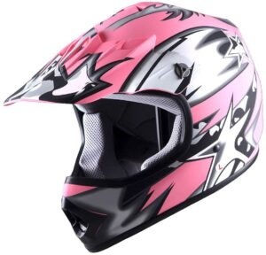 WOW Youth Kids Motocross BMX MX ATV Dirt Bike Helmet