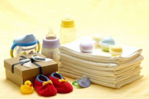 90 Baby Items List A-Z Checklist: 70 Essential Items and 20 Items You Don't Need
