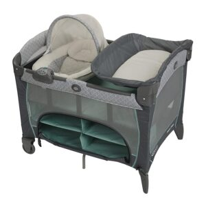 Graco Pack 'n Play Newborn Seat DLX Playard