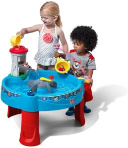 Paw Patrol Sea Patrol Water Table with Accessory Set