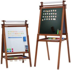 Dripex Kids Art Easel with Paper Roll