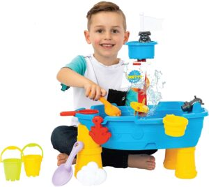 ToyVelt Sand Water Table for Toddlers