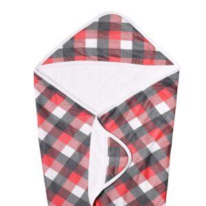 Premium-Knit-Hooded-Bath-Towel