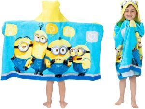 Franco HH4848 Kids Beach Hooded Towel