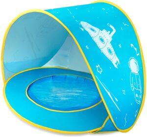 NEQUARE Pop Up Baby Tent for Beach