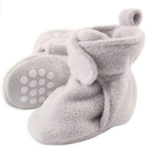 Luvable Friends Unisex Baby Cozy Fleece Booties