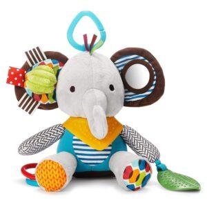 Skip Hop Bandana Buddies Baby Activity and Teething Toy