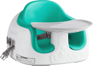 Bumbo Multi Seat, Converts Into Booster Seat and High Chair