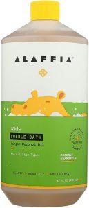 Alaffia Kids Coconut Chamomile Bubble Bath