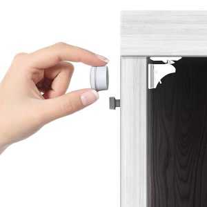 Jambini Magnetic Cabinet Locks