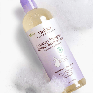 Babo Botanicals Calming 3-in-1 Shampoo