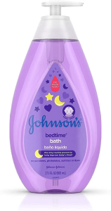 Johnson's Bedtime Baby Bath