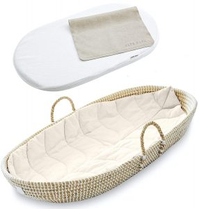 Bebe Bask Premium Baby Changing Basket