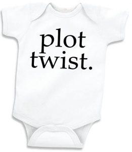 Pregnancy Announcement Grandparents Plot Twist