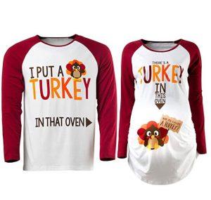 Detigee Matching Thanksgiving Shirt