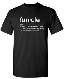 Funcle Gift for Uncle