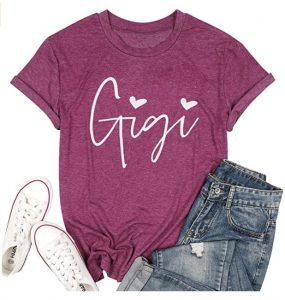 Gigi Shirts for Grandma