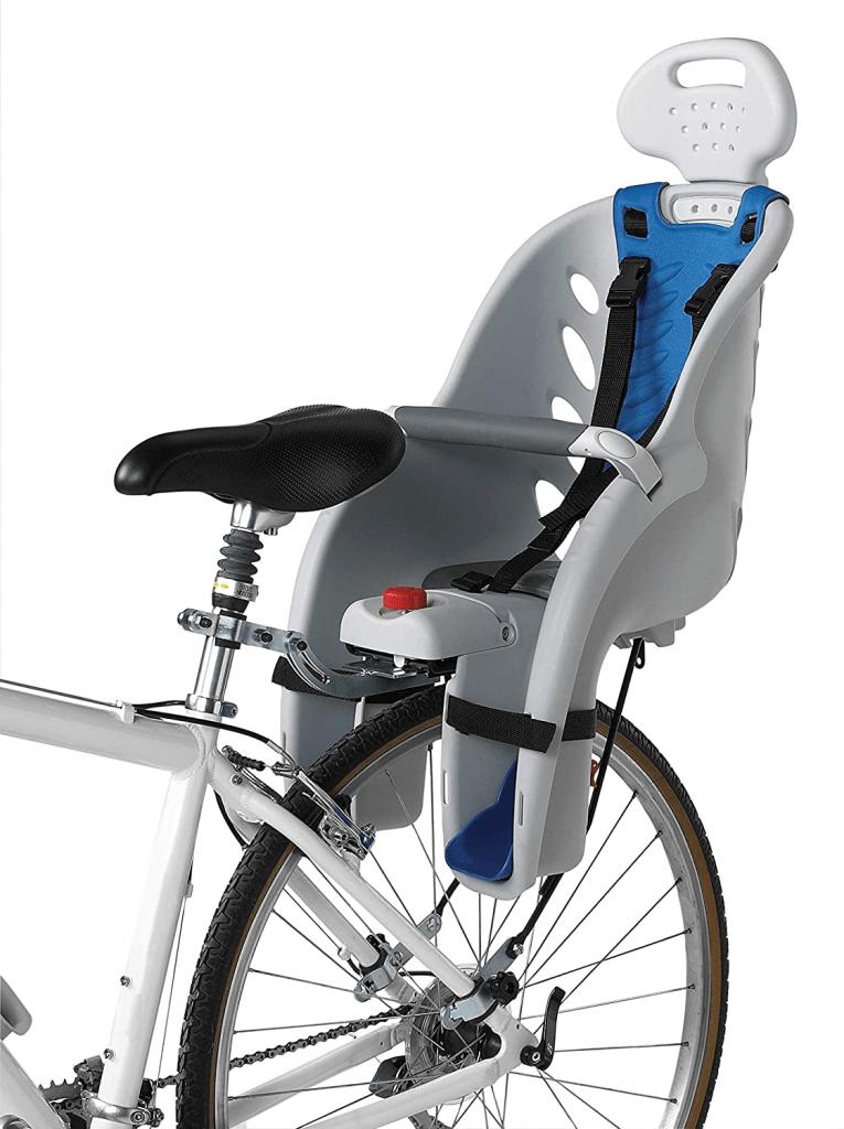 Schwinn Deluxe Bicycle Mounted Bike Seat For Children
