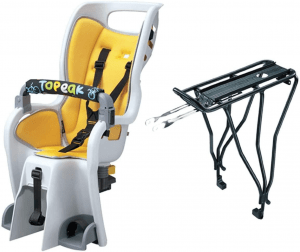 Topeak Baby Seat Ii 26 Inch Disc Rack Bicycle Baby Seat